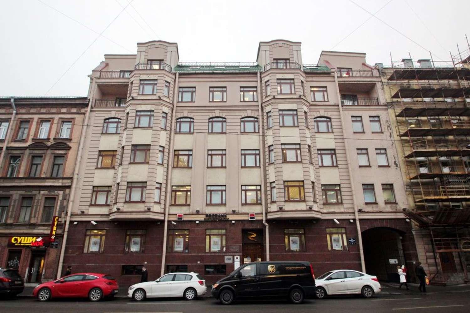 Офисная недвижимость Санкт-петербург, 191036 - Ренессанс Хаус - 2