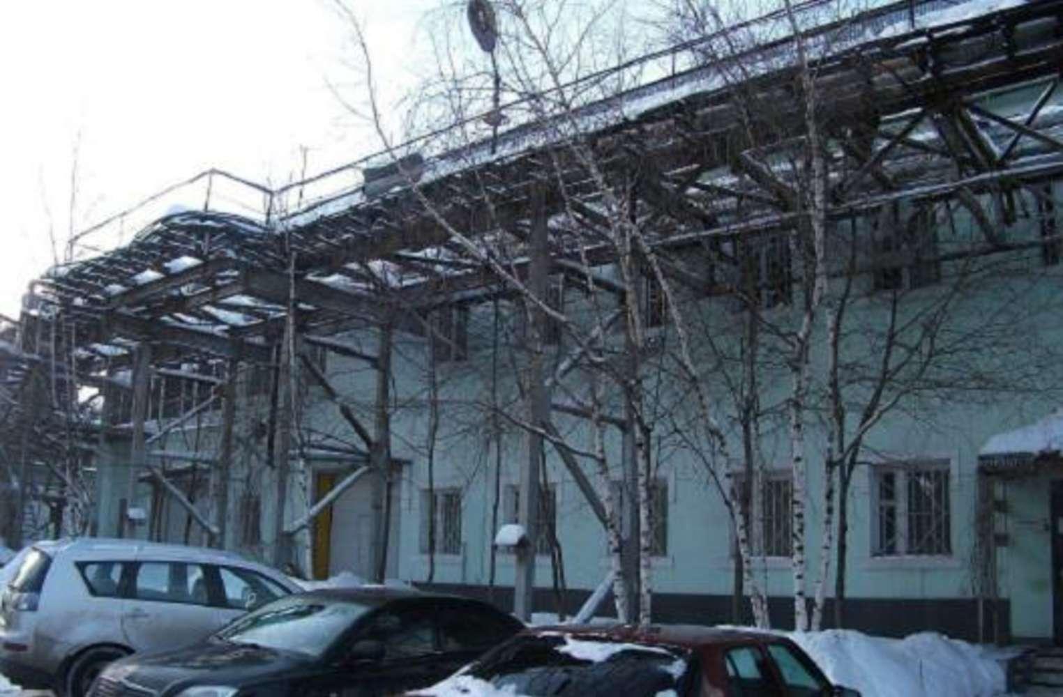 Офисная недвижимость Москва,  - Электролитный пр-д. 3, стр. 23 - 2