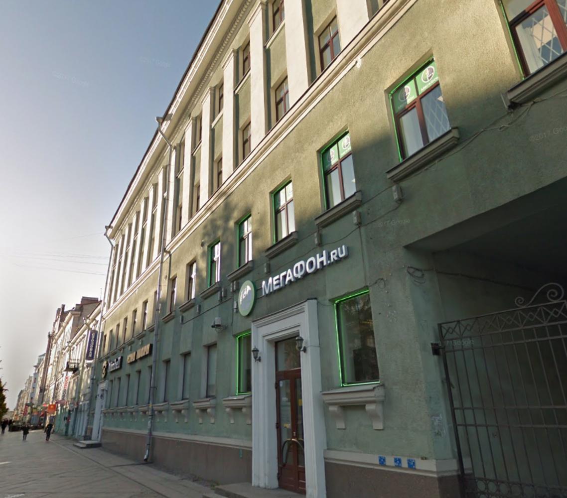 Офисная недвижимость Санкт-петербург,  - Бизнес-центр на 7-й линии В.О. - 4