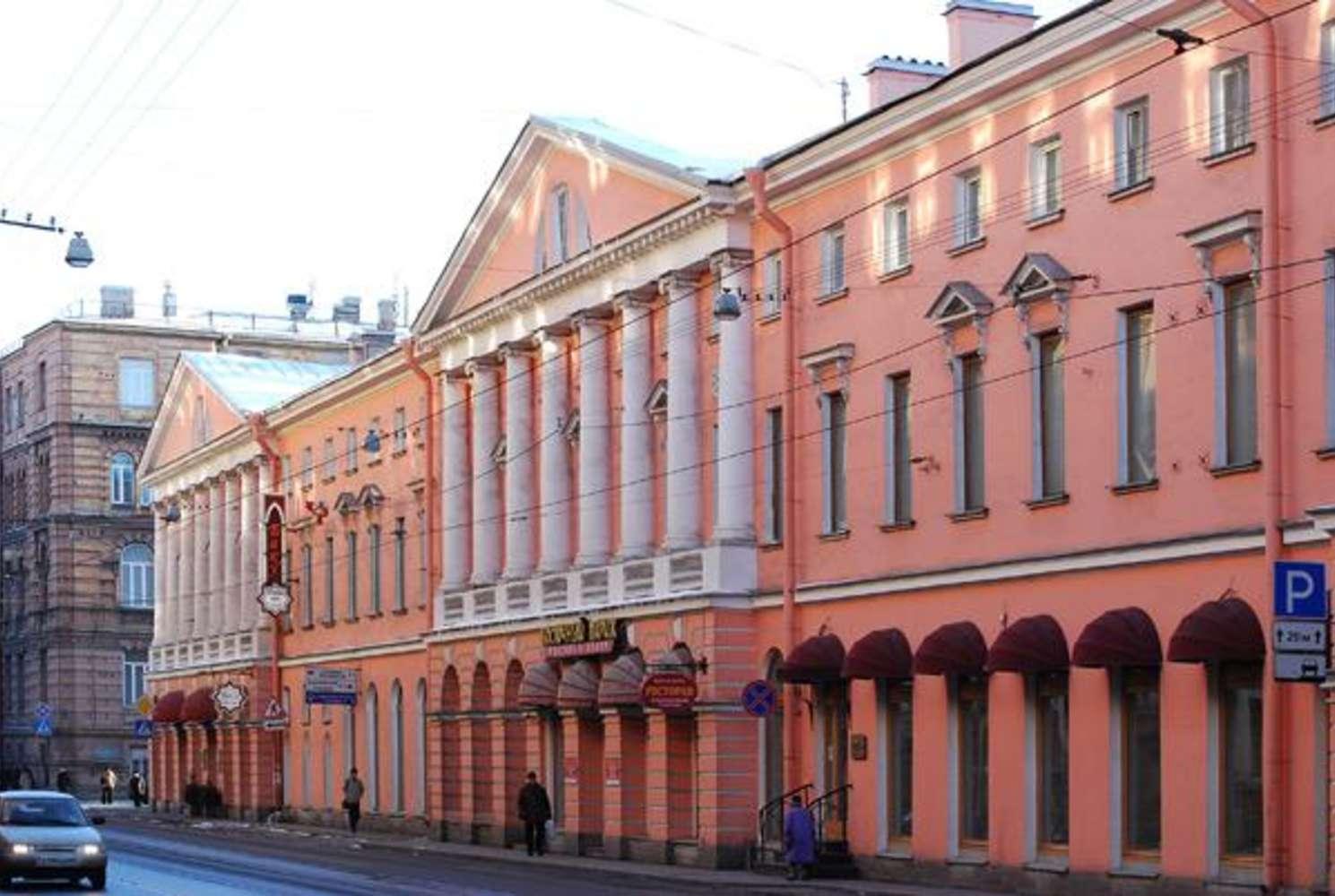 Офисная недвижимость Санкт-петербург,  - Аэропроф