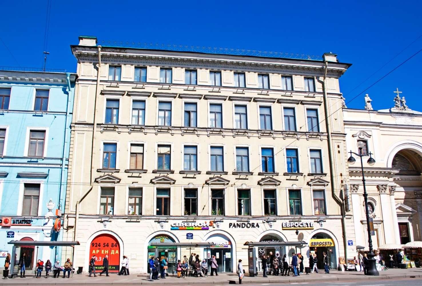 Офисная недвижимость Санкт-петербург,  - Алпол - 7