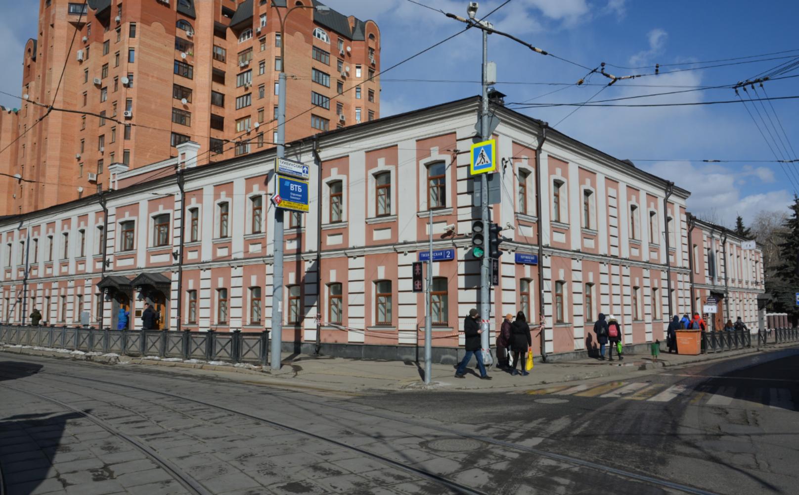 Офисная недвижимость Москва,  - Тихвинская ул. 2 - 5