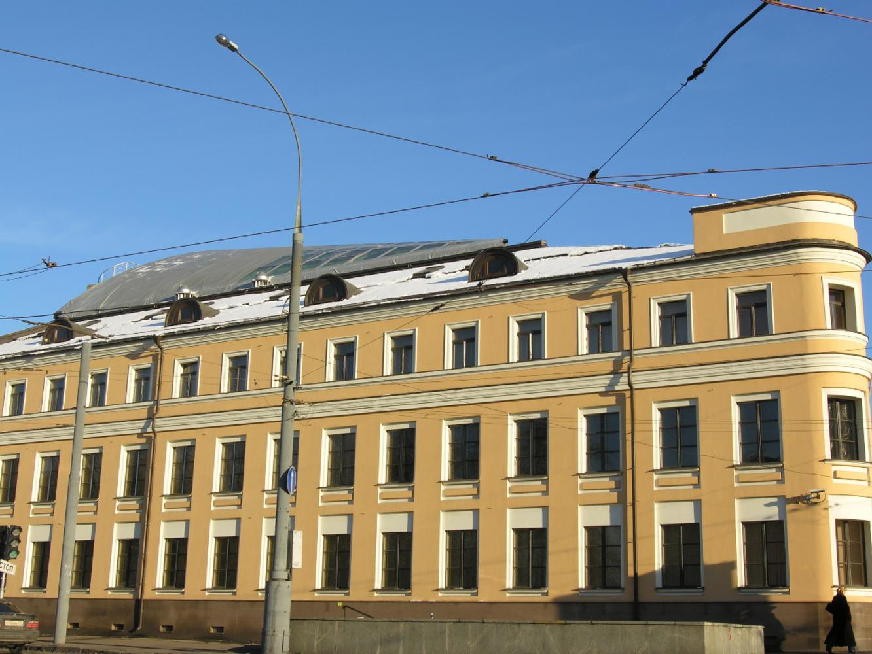 Офисная недвижимость Москва,  - Андроньевский Центр - 5