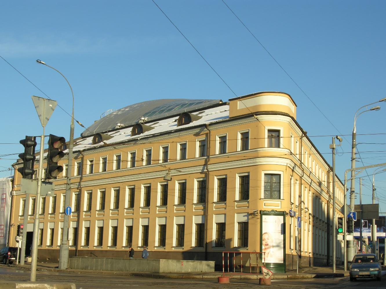 Офисная недвижимость Москва,  - Андроньевский Центр - 9