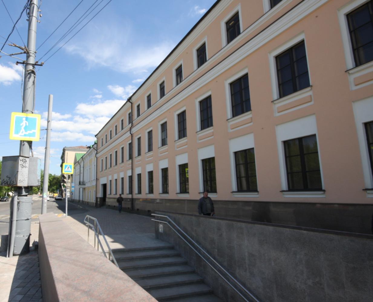 Офисная недвижимость Москва,  - Андроньевский Центр - 6