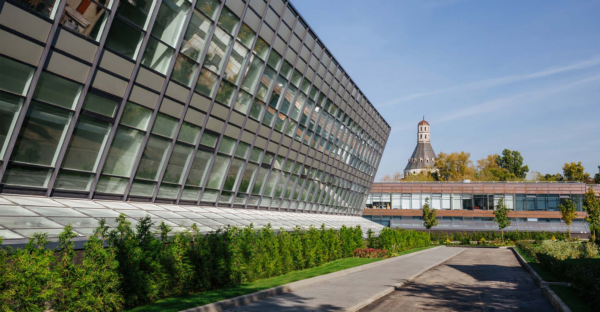 Офисная недвижимость Москва,  - Омега 2 - Симонов Плаза