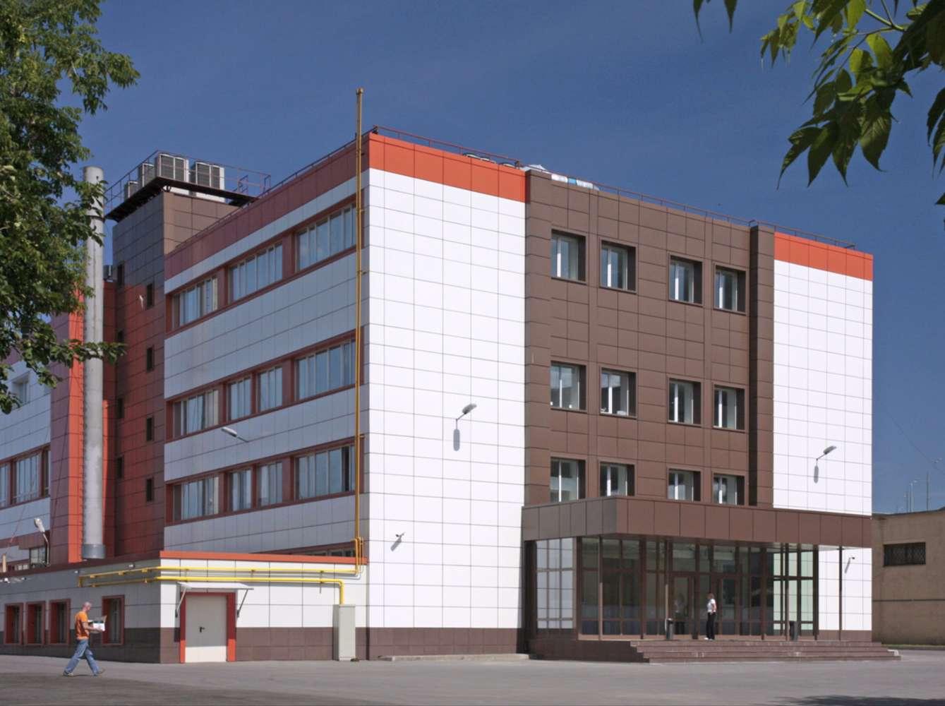 Офисная недвижимость Москва,  - Новорогожский