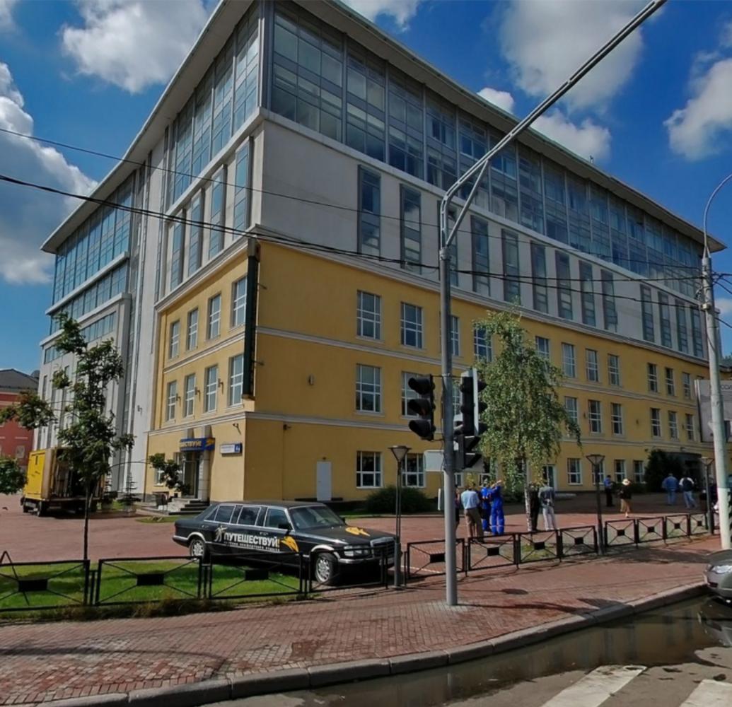 Офисная недвижимость Москва,  - Новоданиловский Дом - 3