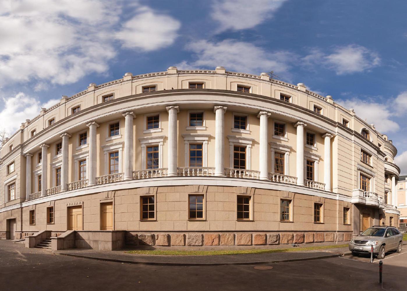 Офисная недвижимость Москва,  - Волхонка ул. 6 стр. 2 - 7