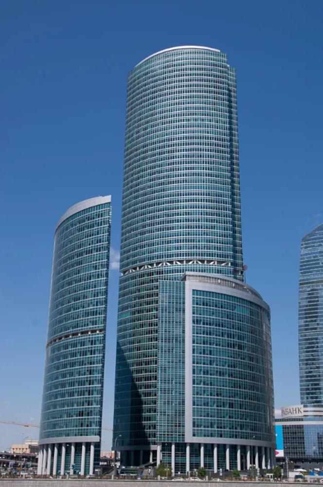 Офисная недвижимость Москва, 123317 - Башня на Набережной В - 7