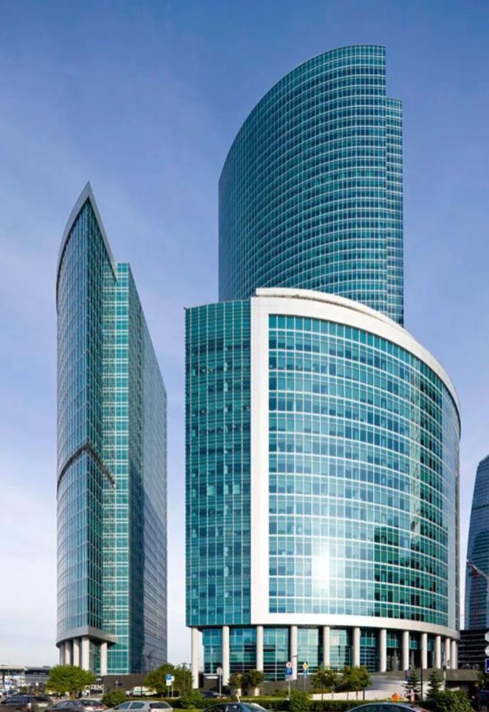 Офисная недвижимость Москва, 123317 - Башня на Набережной В - 2