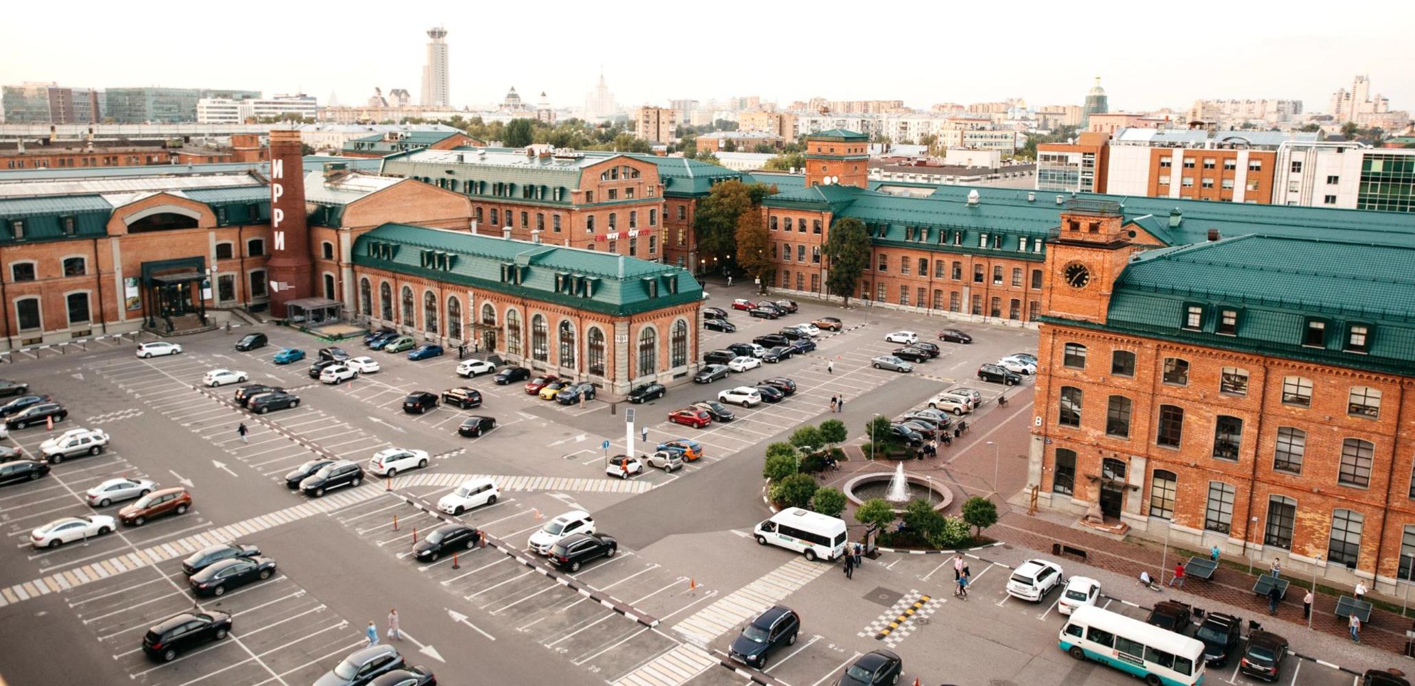Офисная недвижимость Москва,  - Новоспасский Двор - 6