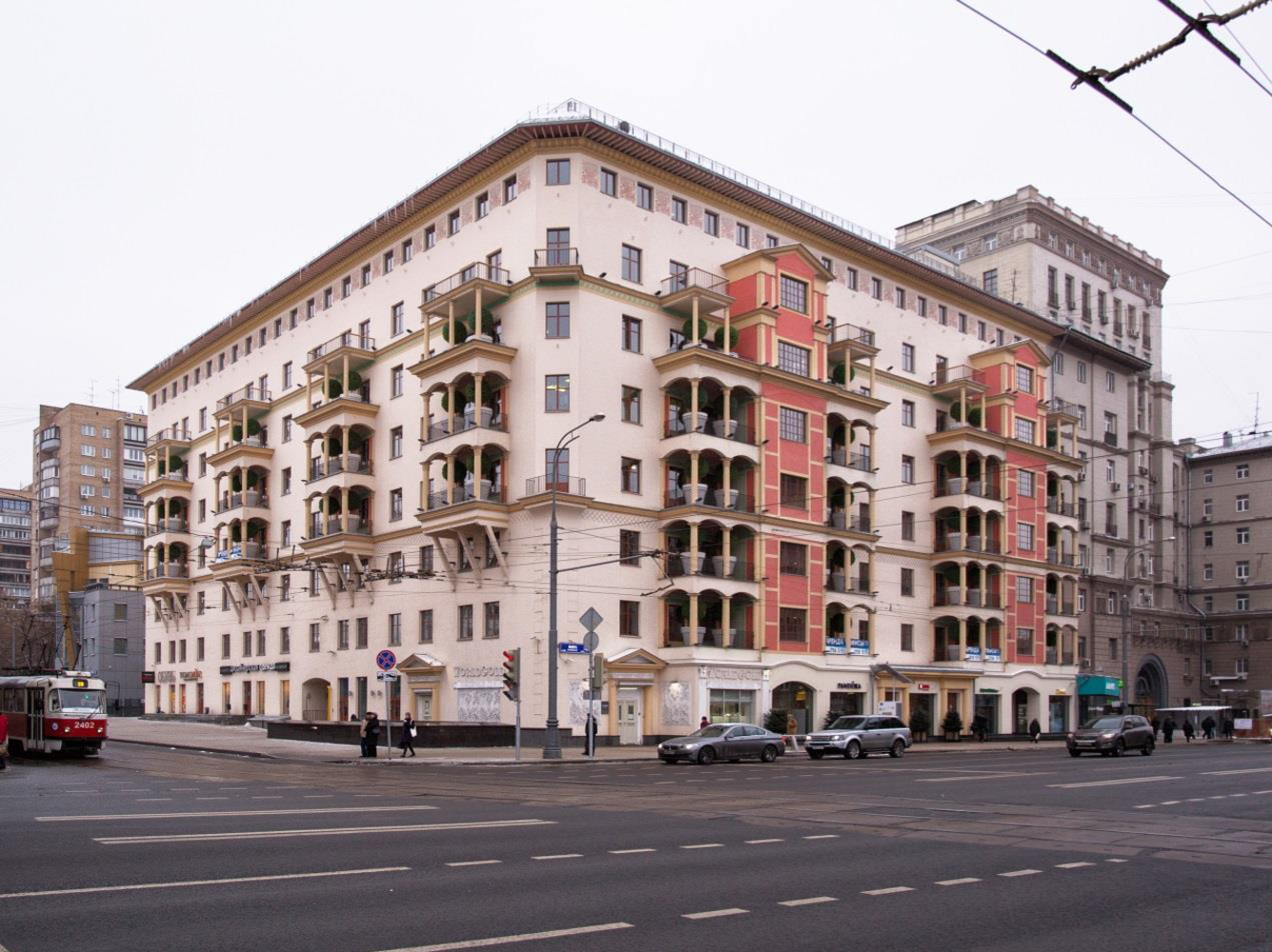 Офисная недвижимость Москва,  - Garden Mir - 6