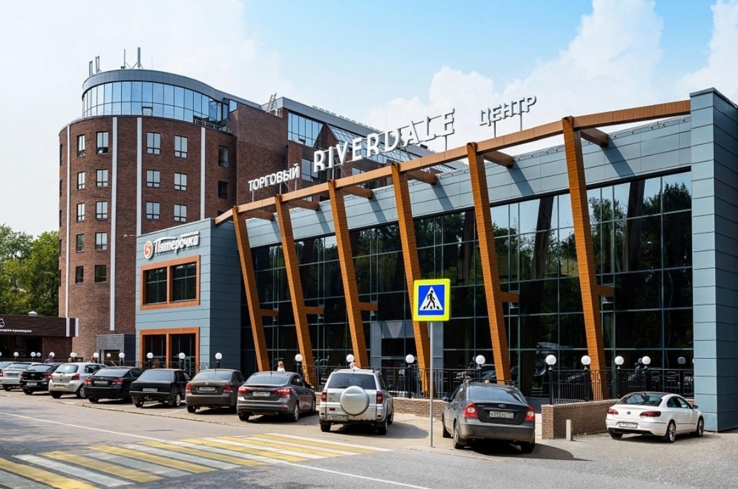 Офисная недвижимость Москва,  - Riverdale - 1