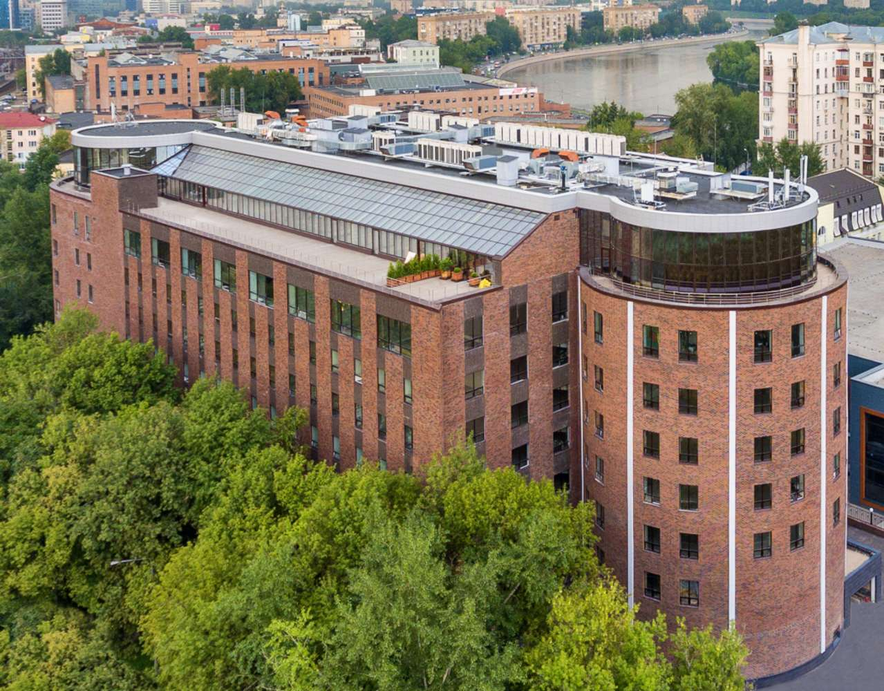 Офисная недвижимость Москва,  - Riverdale