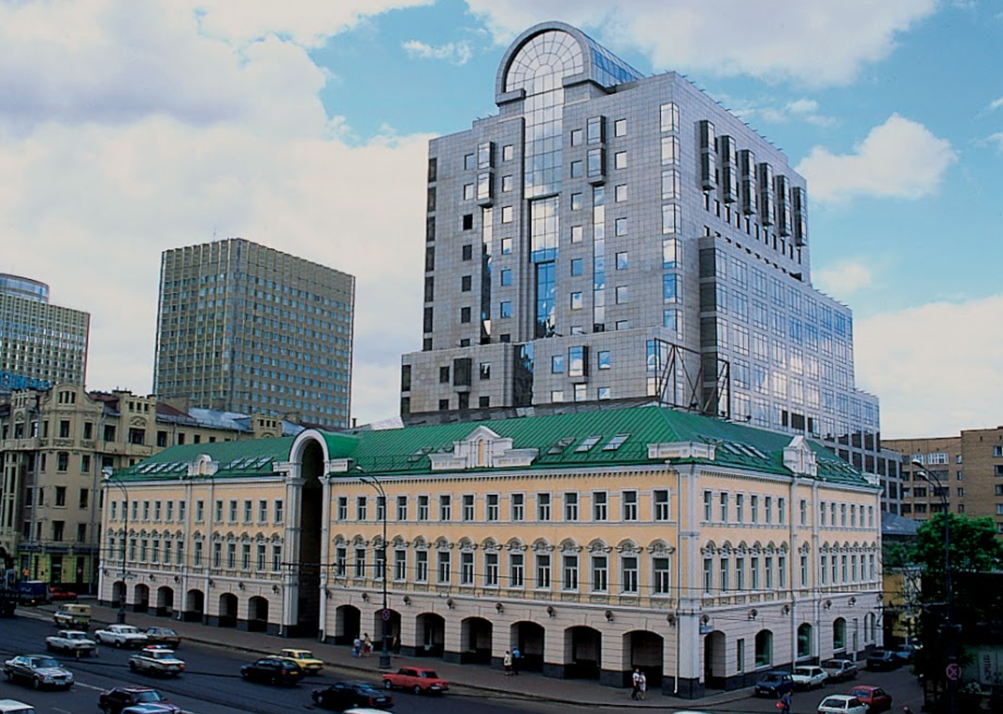 Офисная недвижимость Москва,  - Смоленский Пассаж (Фаза I) - 2
