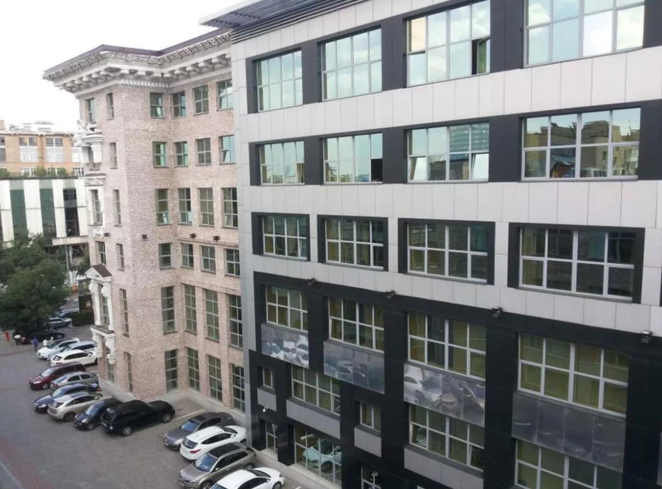 Офисная недвижимость Москва,  - Бейкер Плаза I - 891