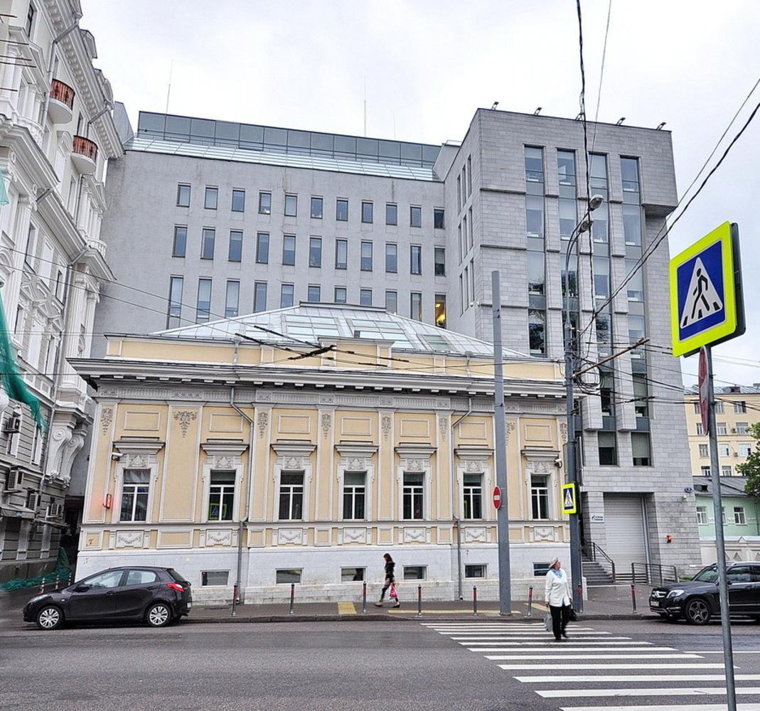 Офисная недвижимость Москва,  - Пушкинский Дом - 4