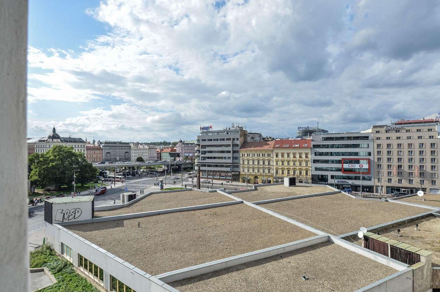 Kanceláře Praha, 180 00 - Za Poříčskou Bránou - 88