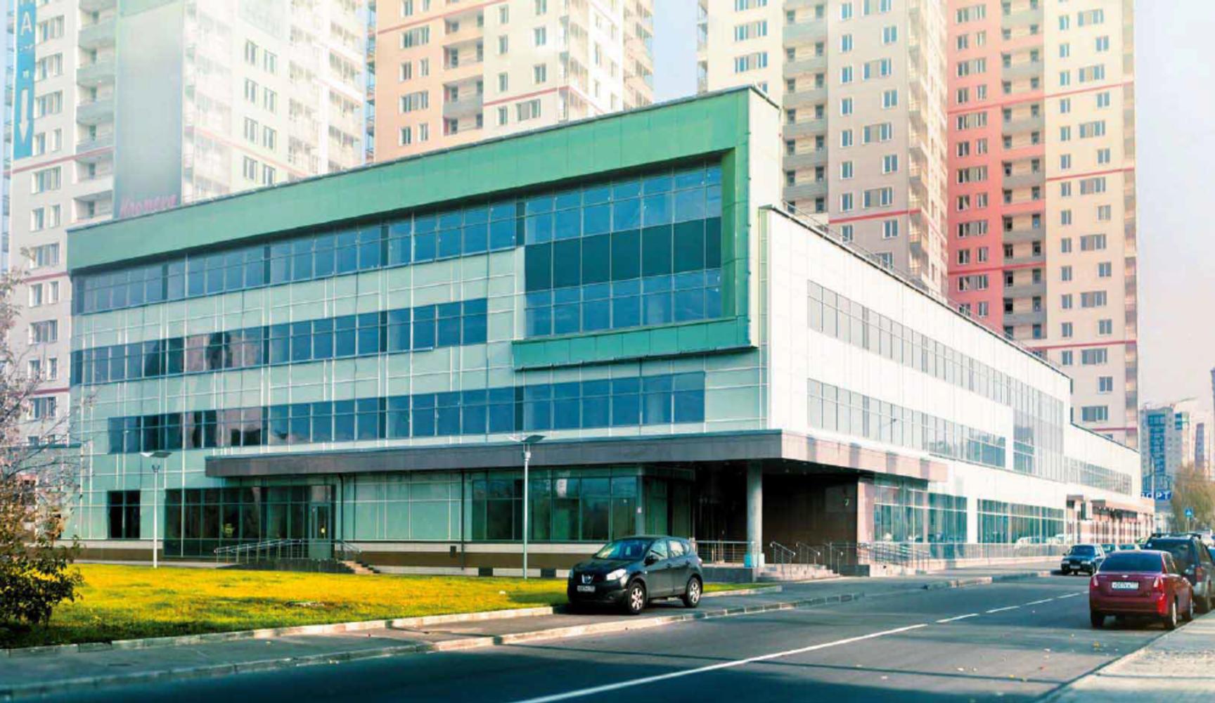 Офисная недвижимость Москва,  - Чемпион Парк - 7