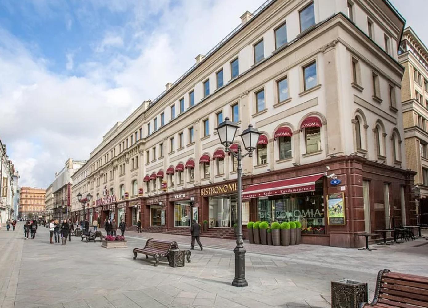 Офисная недвижимость Москва,  - Никольская Плаза - 131