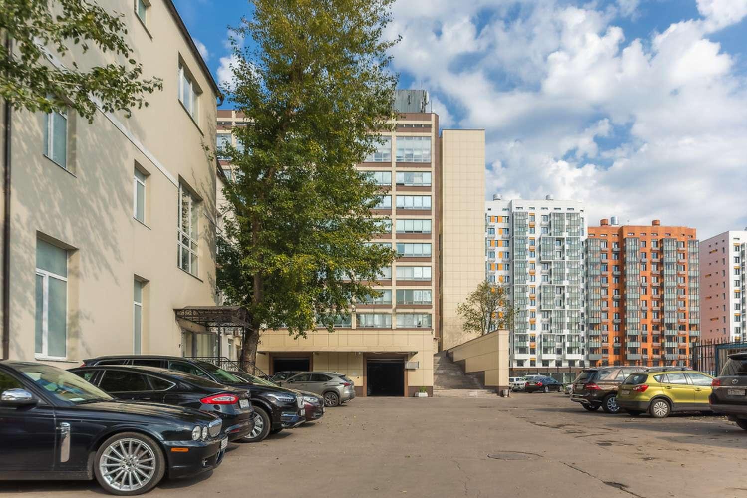 Офисная недвижимость Москва,  - Пресненский Вал ул. 14 - 1