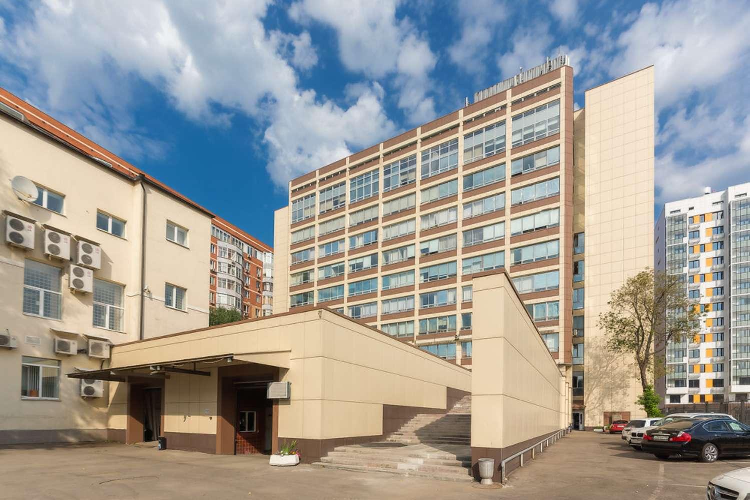 Офисная недвижимость Москва,  - Пресненский Вал ул. 14 - 5