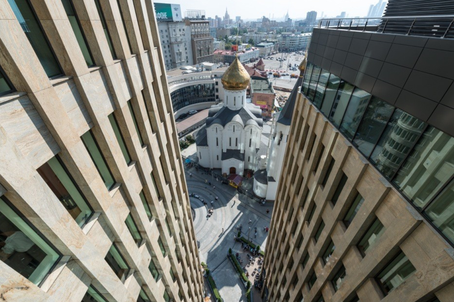 Офисная недвижимость Москва,  - Белая Площадь, Здание B - 3