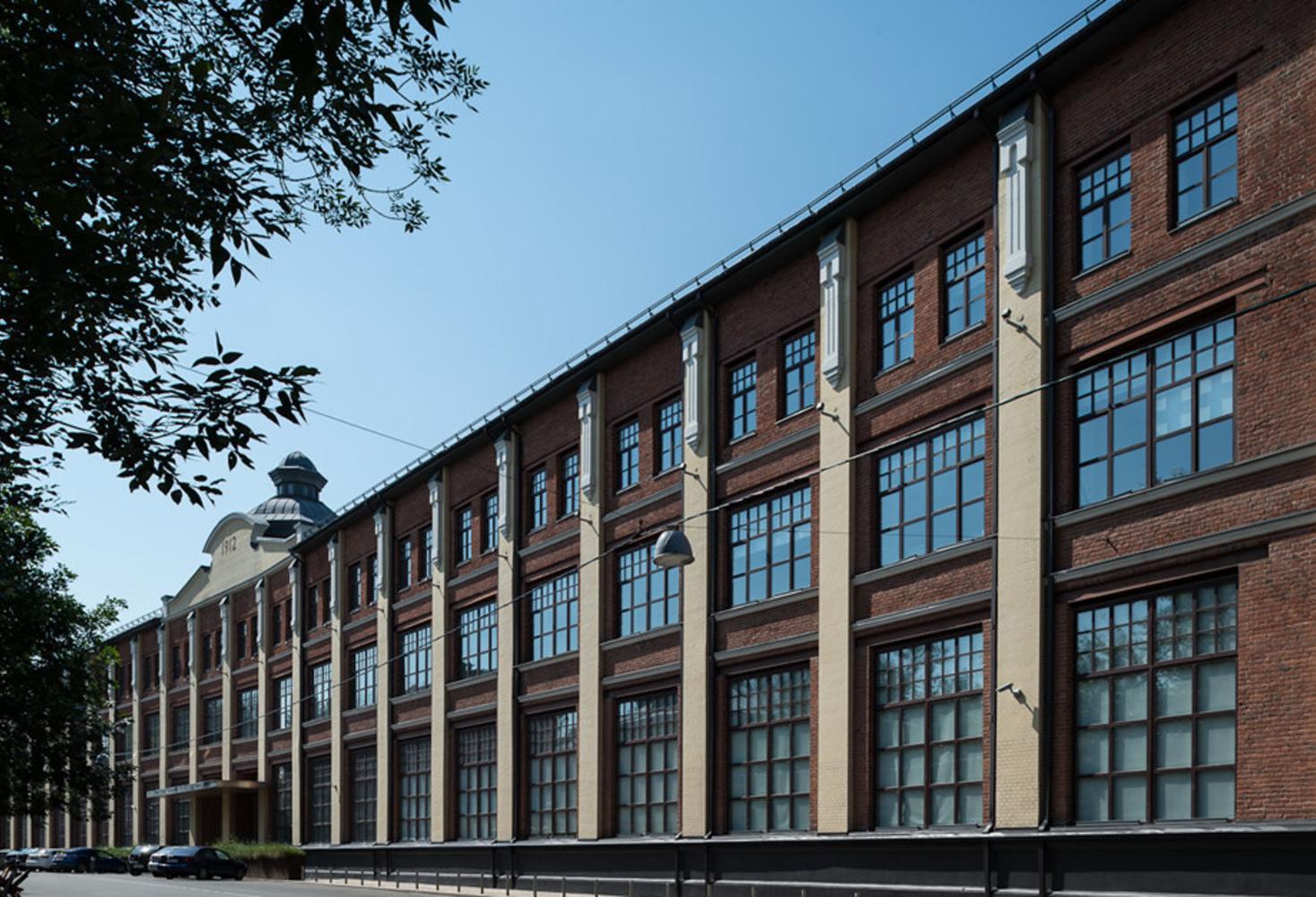 Офисная недвижимость Москва,  - Фабрика Станиславского - 8