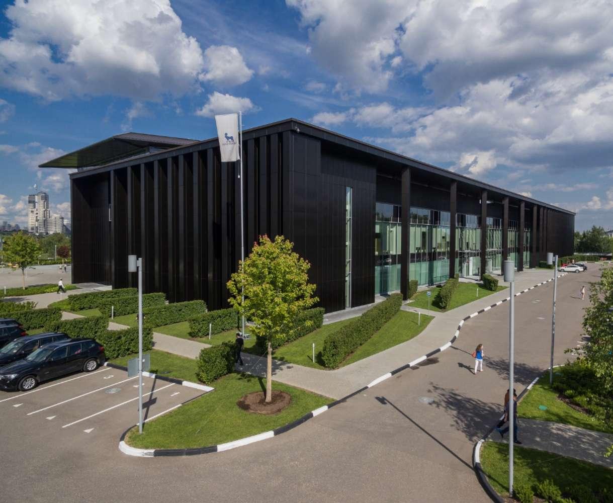Офисная недвижимость Москва,  - Крылатские Холмы - Здание 5