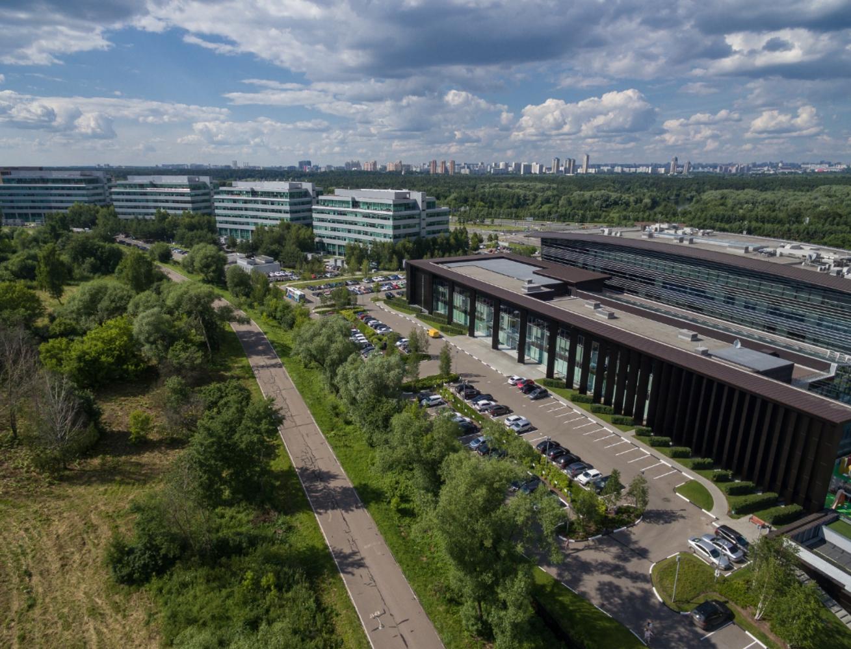 Офисная недвижимость Москва,  - Крылатские Холмы - Здание 5 - 3