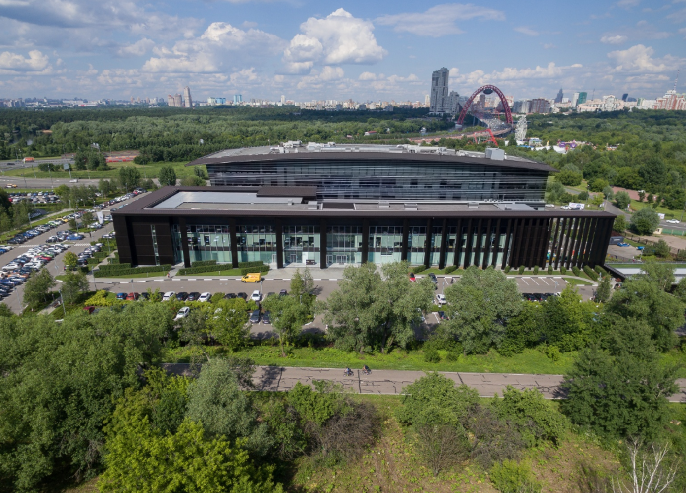 Офисная недвижимость Москва,  - Крылатские Холмы - Здание 5 - 1