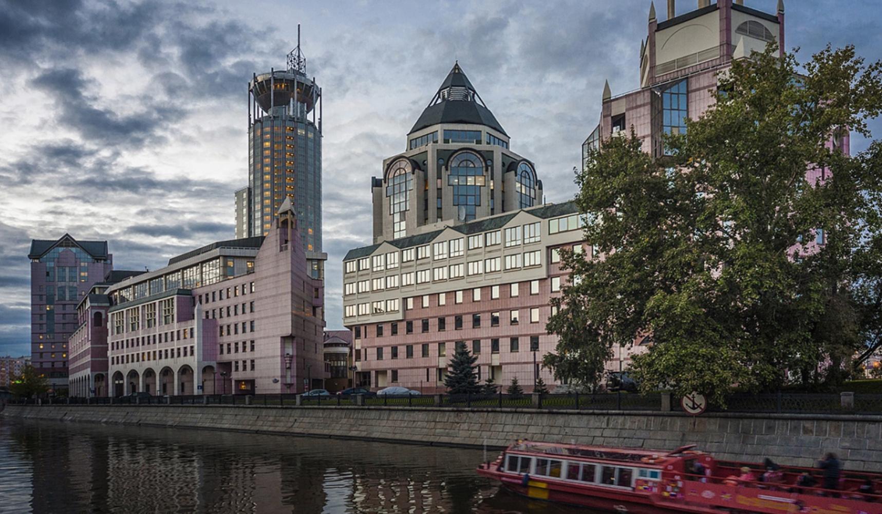 Офисная недвижимость Москва,  - Риверсайд Тауэрс - 2