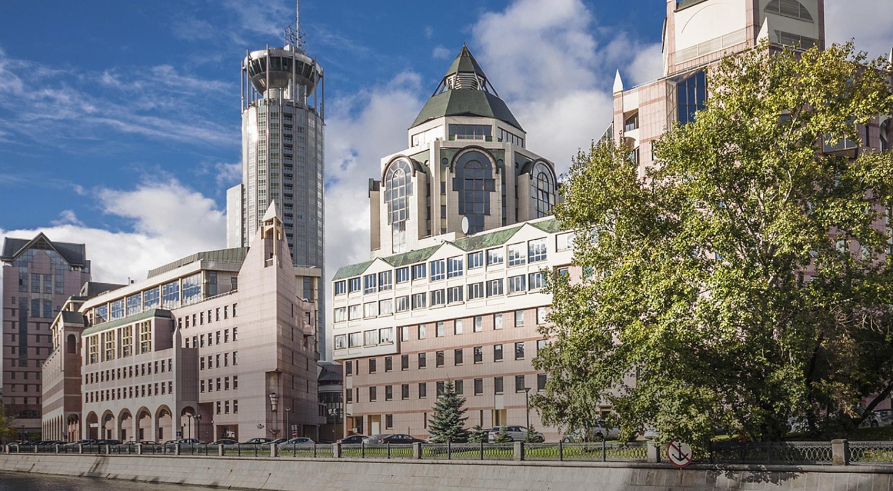 Офисная недвижимость Москва,  - Риверсайд Тауэрс - 0