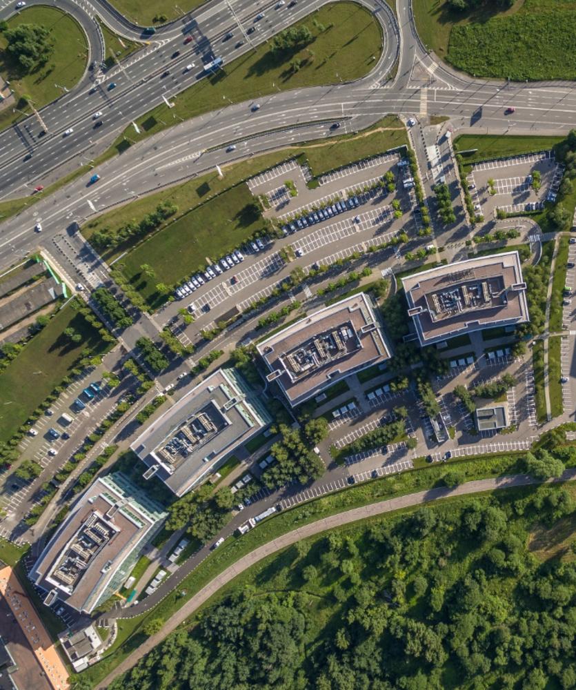 Офисная недвижимость Москва,  - Крылатские Холмы - Здание 2 - 6