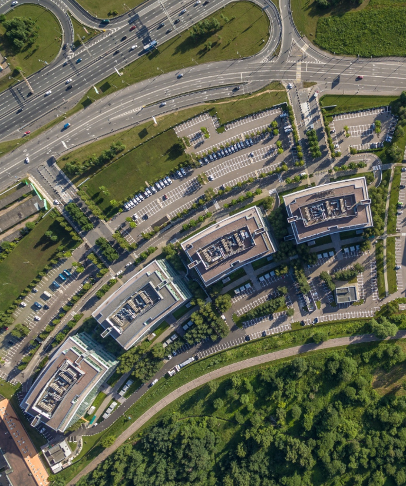 Офисная недвижимость Москва,  - Крылатские Холмы - Здание 4 - 8