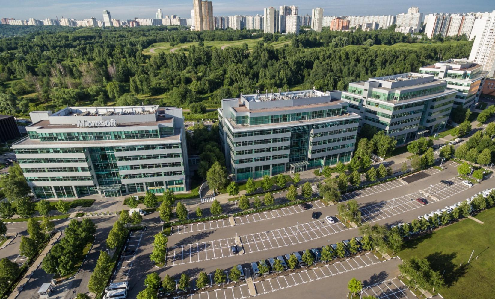 Офисная недвижимость Москва,  - Крылатские Холмы - Здание 4 - 5