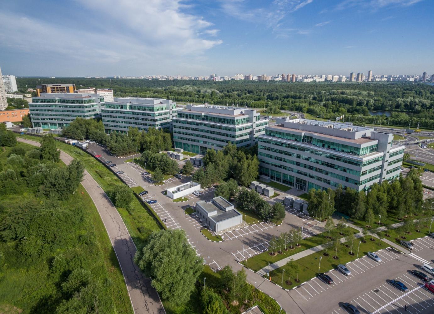 Офисная недвижимость Москва,  - Крылатские Холмы - Здание 4 - 9