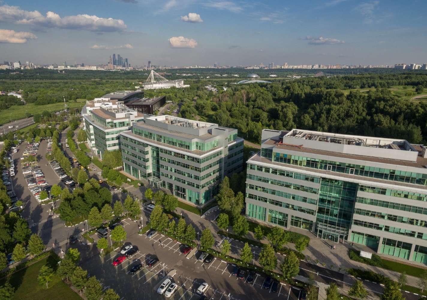 Офисная недвижимость Москва,  - Крылатские Холмы - Здание 4