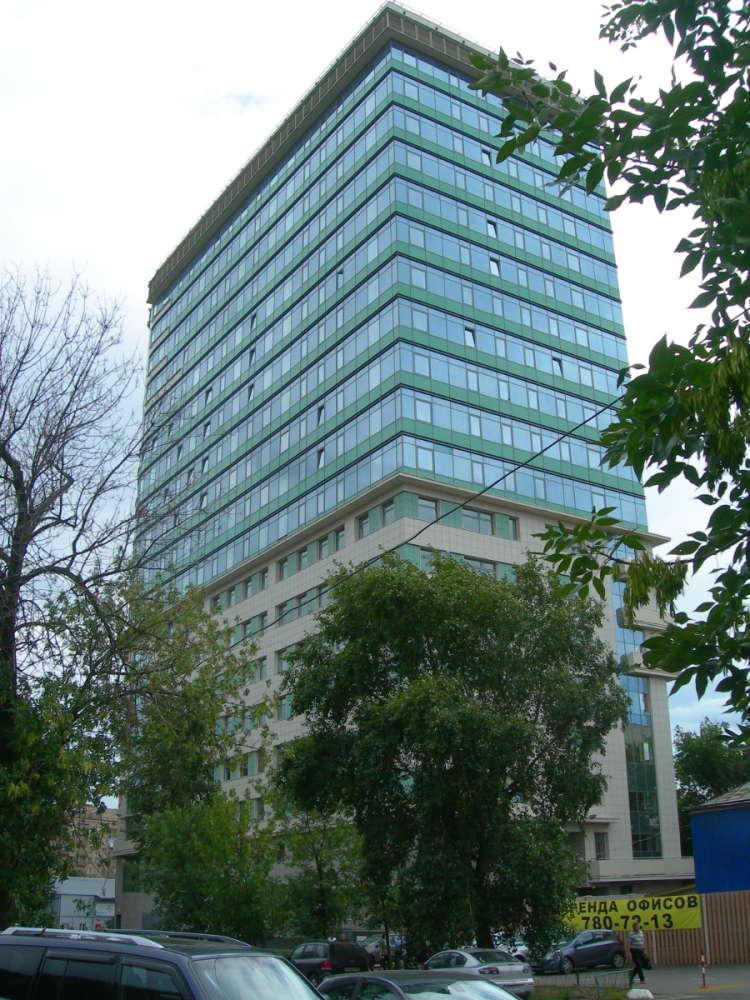 Офисная недвижимость Москва,  - Ямское Плаза - 1