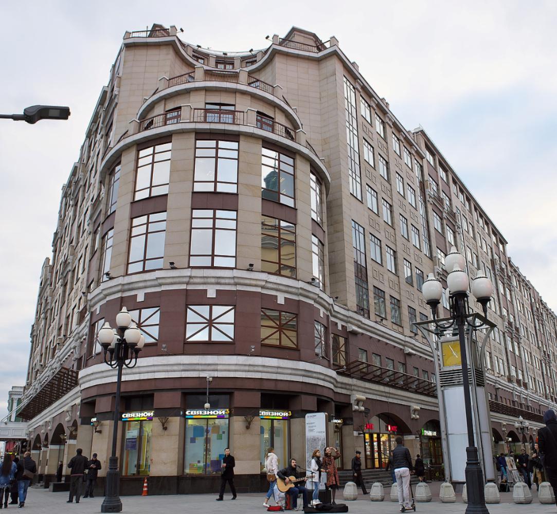 Офисная недвижимость Москва,  - Арбат 1 - 6