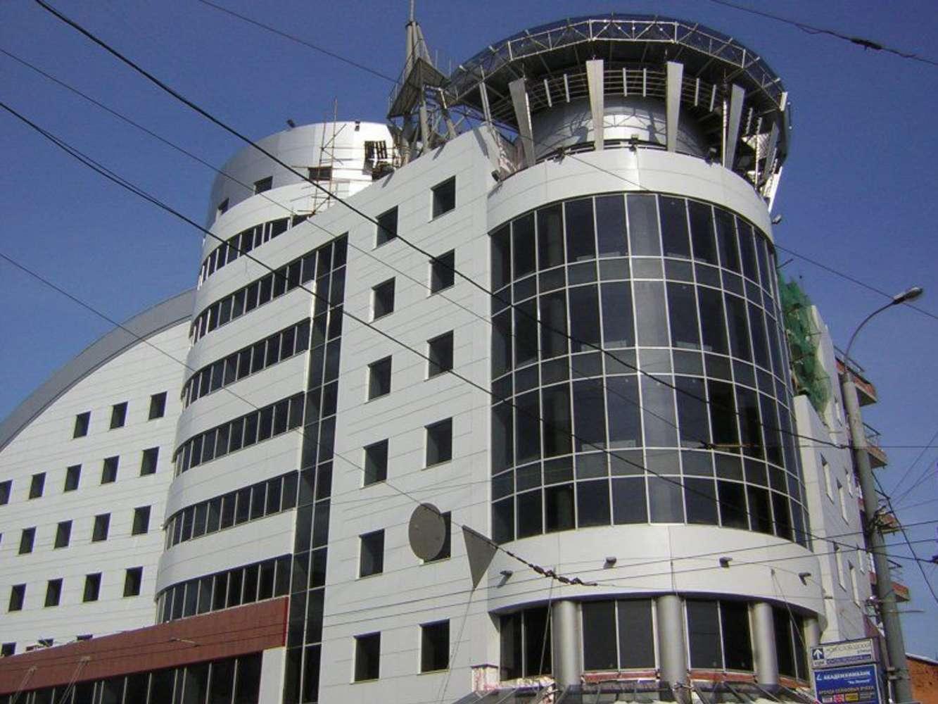 Офисная недвижимость Москва,  - Бригантина Холл - 1