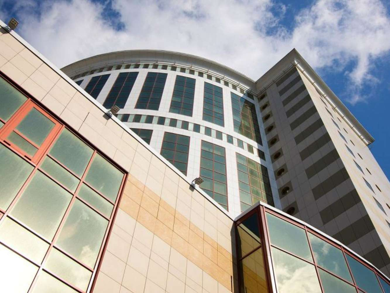 Офисная недвижимость Москва,  - Алексеевская Башня - 9