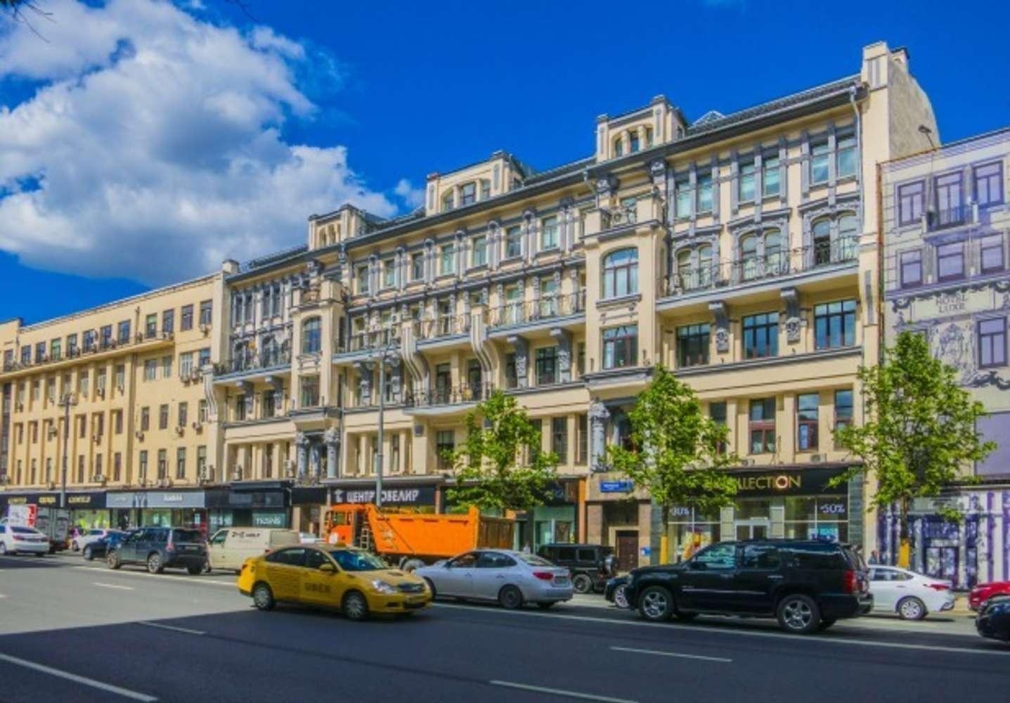 Торговая недвижимость Москва,  - Тверская ул. 12 стр. 1 - 2