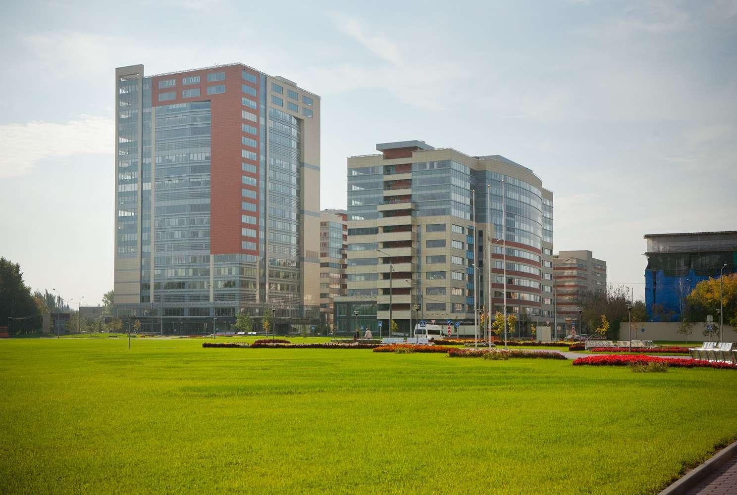 Офисная недвижимость Москва, 115533 - Немецкий центр - 3