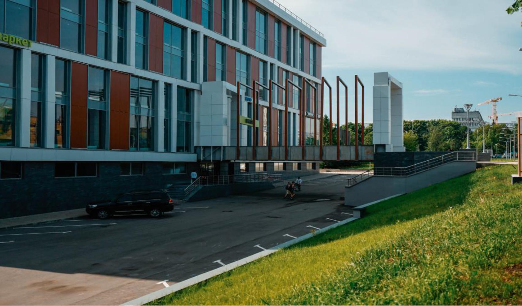 Офисная недвижимость Москва,  - Форум Сити - 1