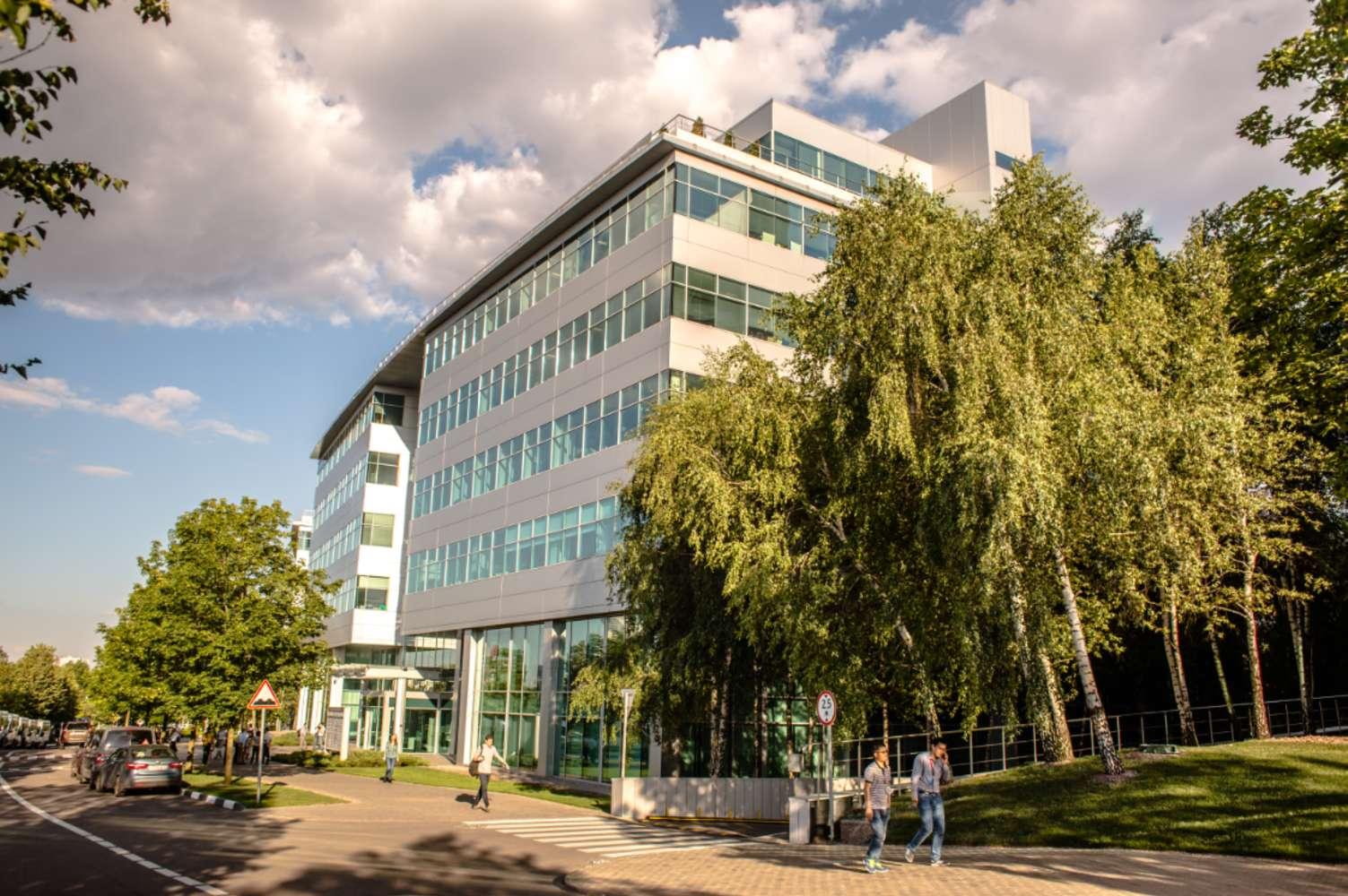 Офисная недвижимость Москва,  - Крылатские Холмы - Здание 2