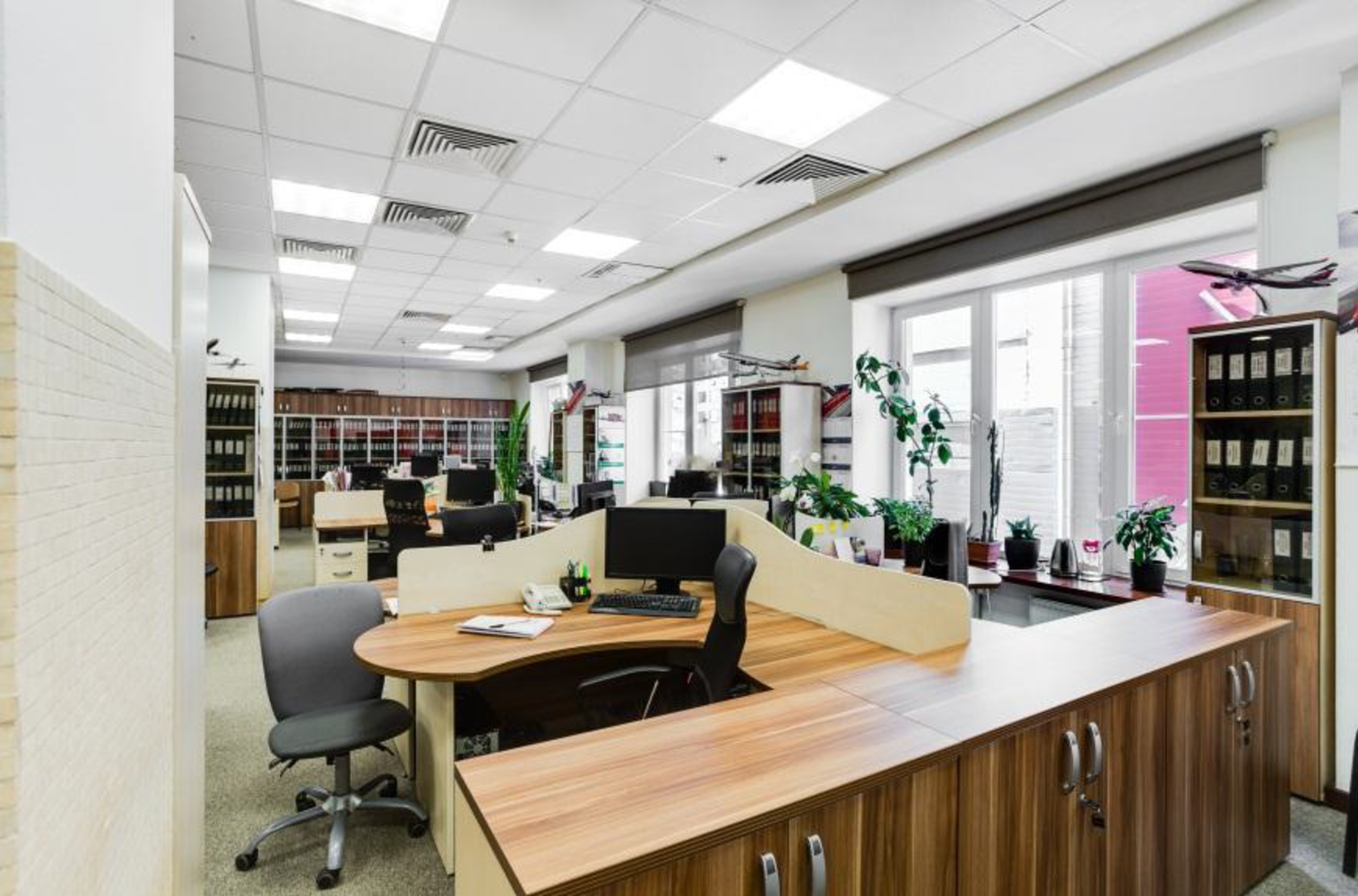 Офисная недвижимость Москва,  - Midland Plaza - 25