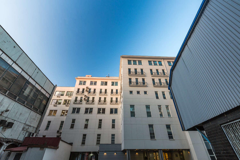 Офисная недвижимость Москва,  - Midland Plaza - 0