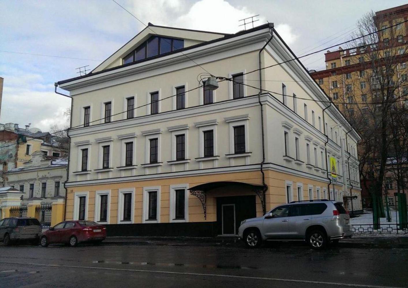 Офисная недвижимость Москва,  - Садовническая ул. 41 стр. 2 - 4